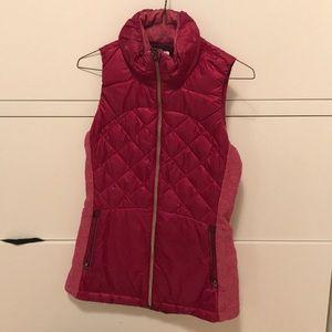 Lululemon Red Vest